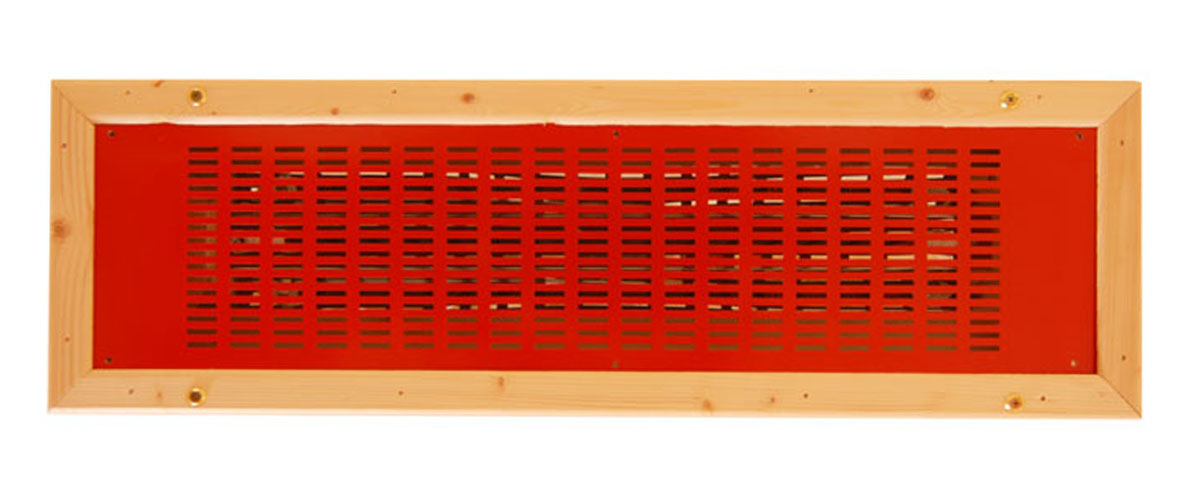Oceanic infrared heater