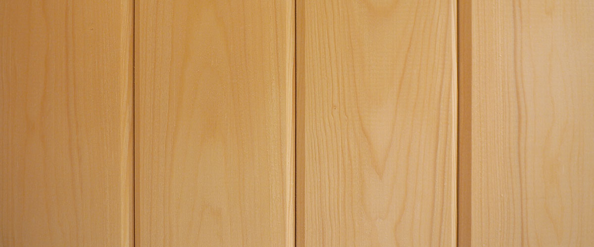 Kiln Dried Spruce Cladding