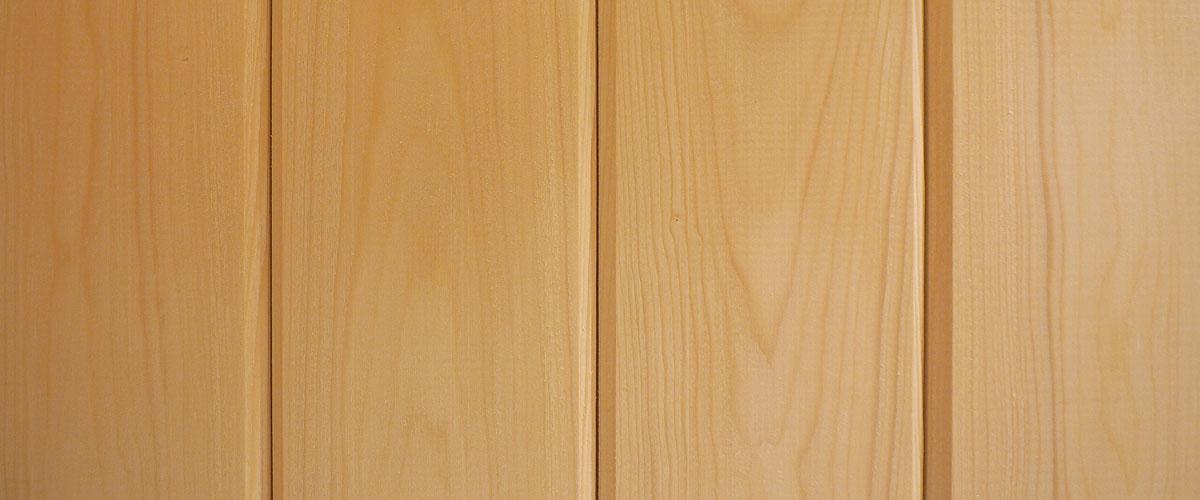 Kiln Dried Spruce Cladding