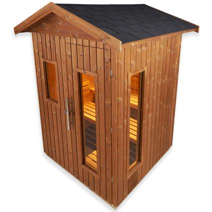 Sauna de exterior Oceanic E2020
